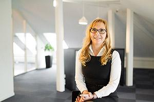 Foto: Anette Romdahl, landsjef Norge i Alektum Group