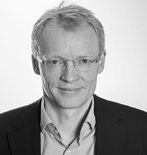 Foto: Jakob Kjær, CFO i Broadnet AS