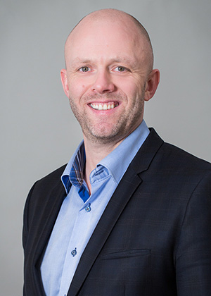 Foto: Karl Otto Aam, Country Manager for Norge