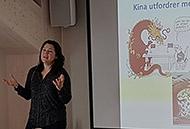 Foto: Elisabeth Holvik er sjeføkonom i SpareBank 1 Gruppen