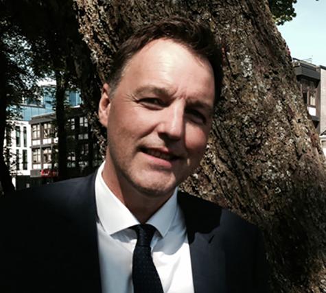 Foto: André Solstrand er leder for handelsløsninger i Conecto