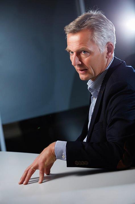 Foto: adm. direktør, Per Olov Sjøgren i Conecto