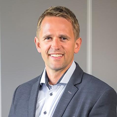Foto: Terje Kvitrud, salgsdirektør i Conecto