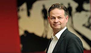 Foto: Konsernsjef Cato Syversen i Creditsafe Group