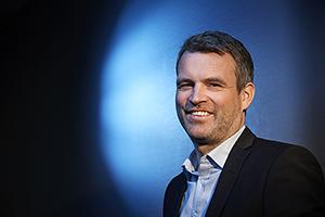 Foto: Frode Berg, administrerende direkt�r i Experian Norge