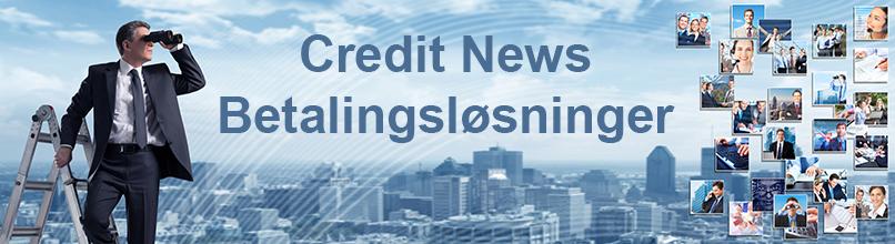 Credit News Betalingsløsninger