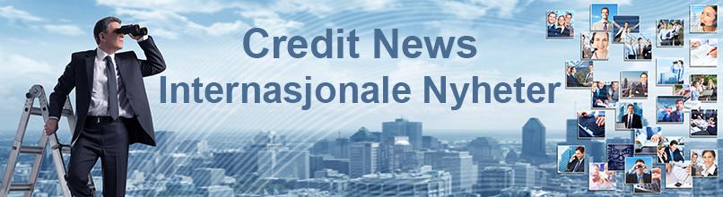 Credit News Internasjonale Nyheter