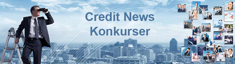 Credit News Konkurser