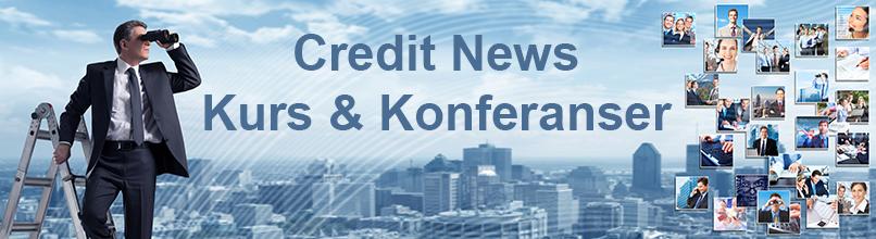 Credit News Kurs og Konferanser