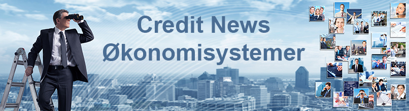 Credit News Økonomisystemer