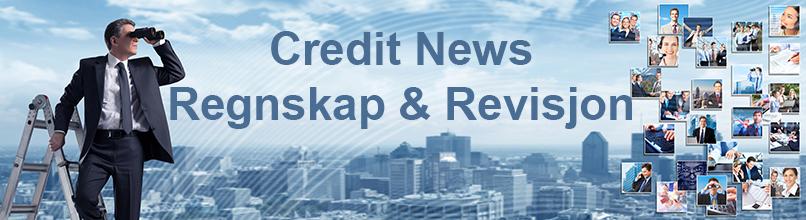 Credit News Regnskap og Revisjon