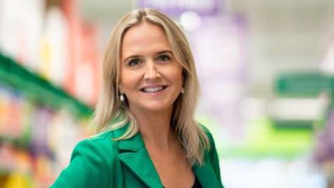 Foto: Kristine Aakvaag Arvin, kommunikasjonssjef i Kiwi