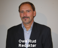 Rdaktør Owe Rud i Credit News
