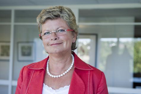 Foto: Adm. direktør Reidun Korsnes