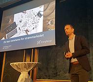 Foto: Lars Magnar Solberg, Næringspolitisk rådgiver Energi Norge