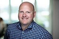 Foto: Andreas Komnæs,  leder for forretningsutvikling  i Kredinor