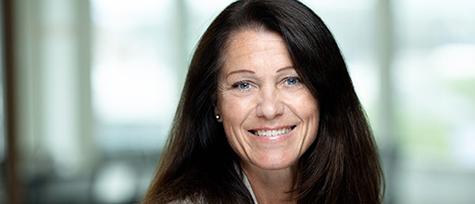 Foto: Barbro Hagen er direktør for IT og utvikling i Kredinor