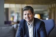 Foto: Håkon Olaussen, Fagansvarlig - strategi og forretningsutvikling for energi i Kredinor