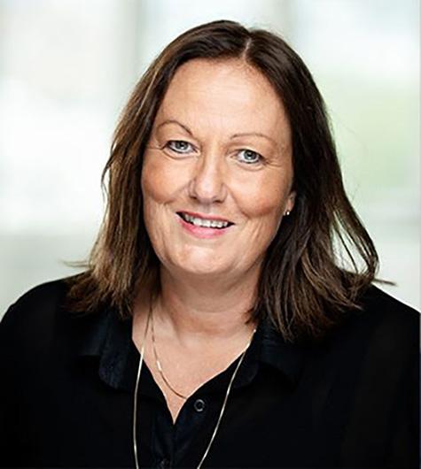 Foto: Heidi Hagen Stensrud, markedssjef for Energi i Kredinor