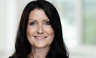 Foto: Ingjerd Grenne Thurmer, markedssjef i Kredinor