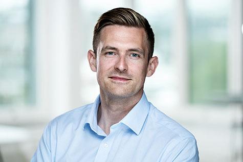 Foto: Jo Fjeldstad, konseptansvarlig innenfor fakturaservice i Kredinor