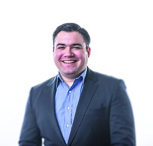 Foto: Luis Brunet, ansvarlig for  kundeservice hos Webhuset