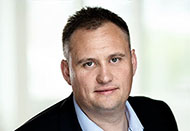 Foto: Magnus Solstad, analysesjef i Kredinor