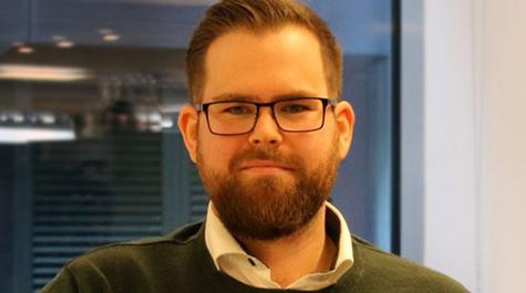Foto: Petter Gjeitnes, forretningsutvikler i Kredinor