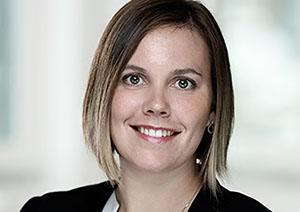 Foto: Stine Augeberg, leder avdelingen for små og mellomstore bedrifter i Kredinor