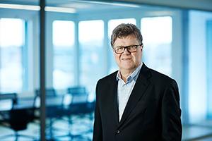 Foto: Tor Berntsen, administrerende direktør i Kredinor (Foto: Bård Gudim)