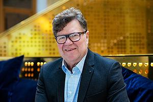 Foto: Tor Berntsen, administrerende direktør i Kredinor