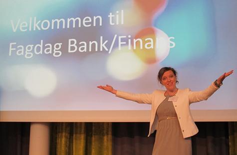 Foto: Hilde Rannem Rostad, advokat og divisjonsdirekt�r bank/finans, Kredinor.