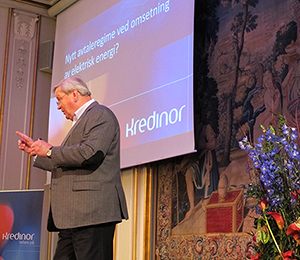 Foto: Baard Sig. Bratsberg, advokat og styreleder i Kredinor