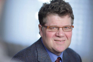 Foto: Tor Berntsen, adm. direktør i Kredinor.