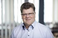 Foto: Adm. direktør Tor Berntsen, Kredinor.