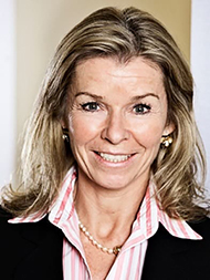 Foto: Anne Louise Eberhard, head of Debt Collection Sales, Lindorff Group