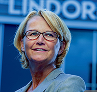 Foto: Anette Willumsen, adm. direkt�r i Lindorff
