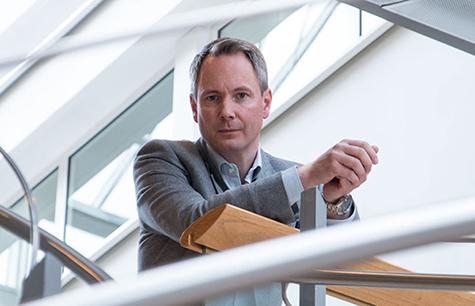 Foto: Erik Haugen, kommersielt ansvarlig for telekom segmentet i Lindorff.