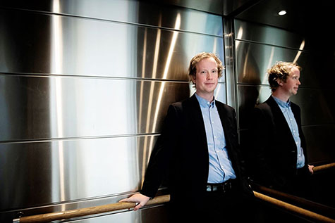 Foto: Morten Trasti, gjeldsøkonom i Lindorff