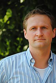 Foto: Nick Wise, økonomisjef i Anticimex