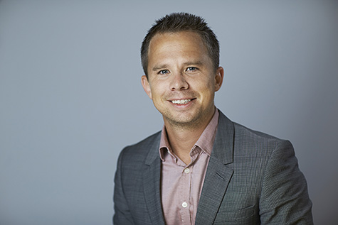 Foto: Carl-Petter Udvang, forretningsutvikler i Lowell Norge