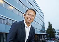 Foto: Svein Michelsen, Salgs- og markedsdirektør i Lowell Norge