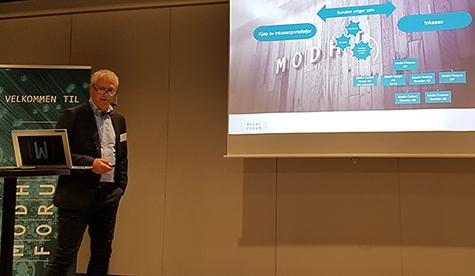 Foto: Rolf Eek-Johansen, adm.dir Modhi Finance