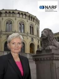 Foto: Sandra Riise adm. direkt�r i Regnskap Norge
