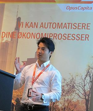 Foto: Steinar Lindtvedt, Prosjektleder i OpusCapita.