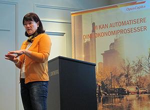 Foto: Trine Wollum, IT sjef i Lemmink�inen Norge
