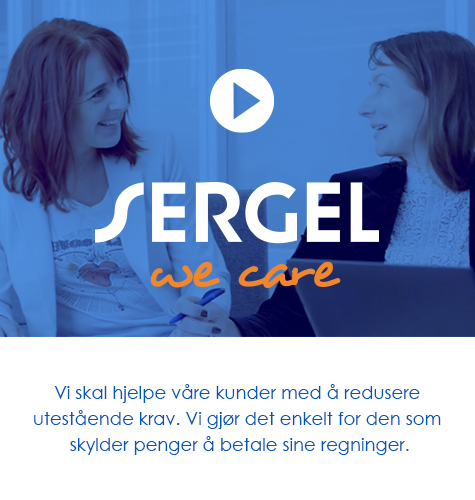 Sergel - Innovative løsninger for effektiv inkasso med kunden i fokus