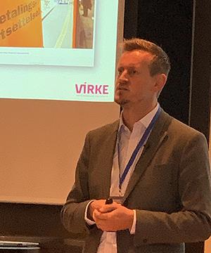 Foto: Aleksander H. Nordahl, leder Virke Inkasso.