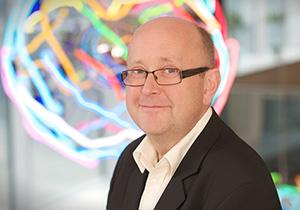 Foto: Anders Gran, salgs- og markedsdirektør i Eika Kredittbank