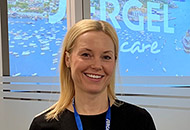 Foto: Anne Kristi Rimeslåtten, Senior HR konsulent i Sergel